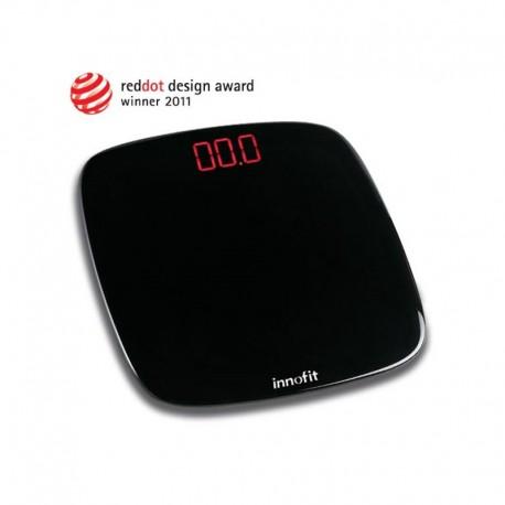 INN110 - Cantar digital corporal negru 180 kg