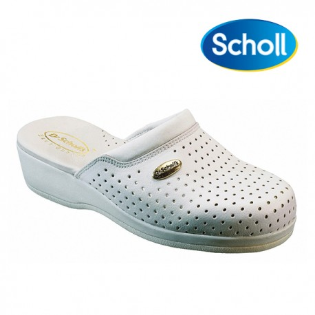 SCHOLL CLOG BACK GUARD