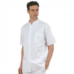 CM008 - Bluza barbati cu guler tunica maneca scurta/lunga