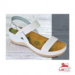 Sandale ortopedice dama din piele naturala Leon 920